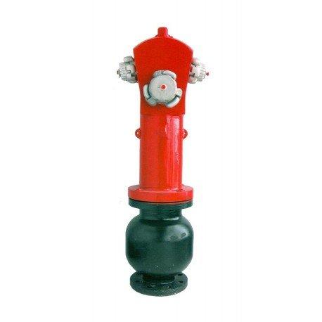 Hidrante columna seca