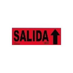 SEÑAL SALIDA DEL ESTABLECIMIENTO